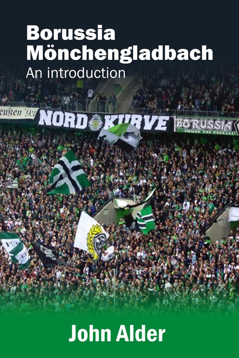 Book cover - Borussia Mönchengladbach