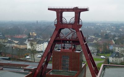 The German Ruhrgebiet – perfect destination for the football traveller