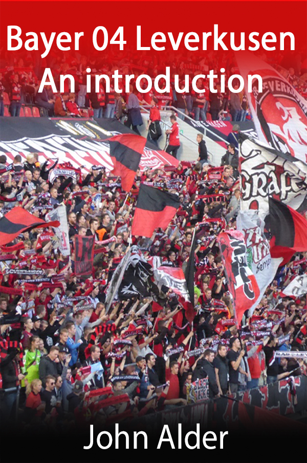 Book cover : Bayer 04 Leverkusen