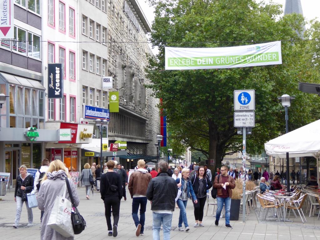 Essen shopping centre