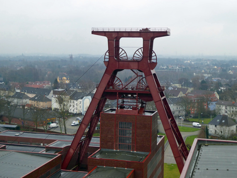 Zollverein World Heritage Site